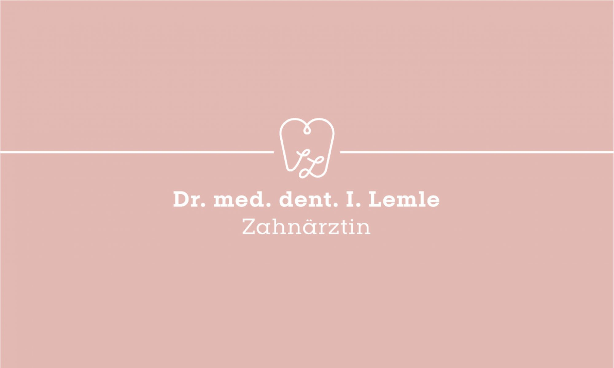 Zahnärztin Dr. Lemle